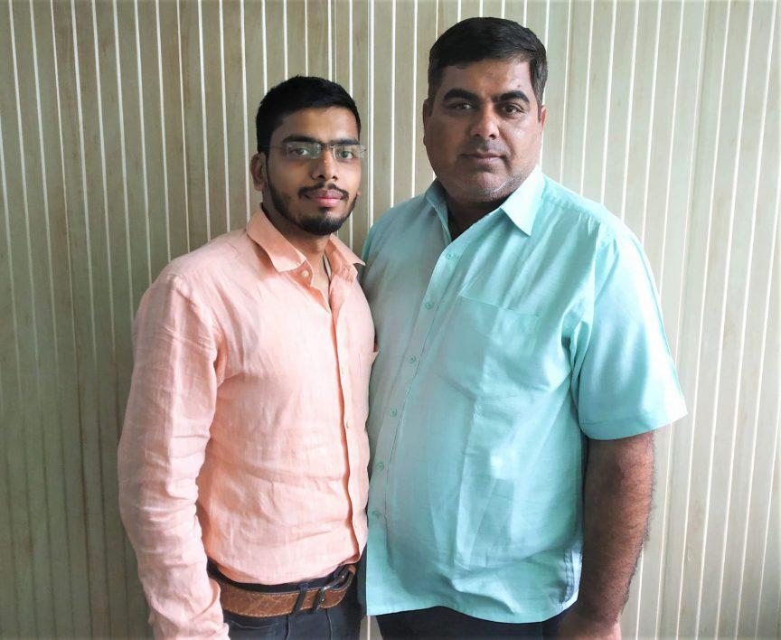 Truck Suvidha founders