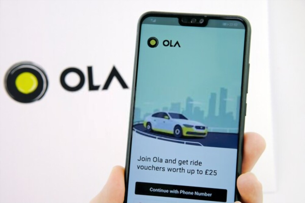 Ola's operating license cancelled in London due to safety concerns