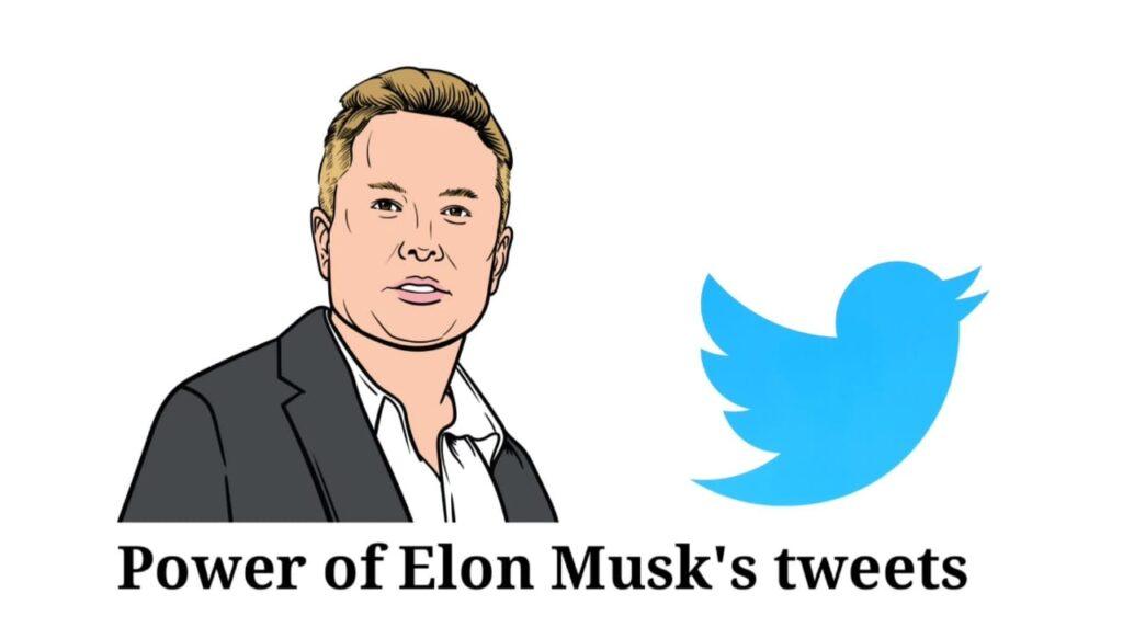 tweets of Elon musk